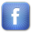 Facebook.com share icon