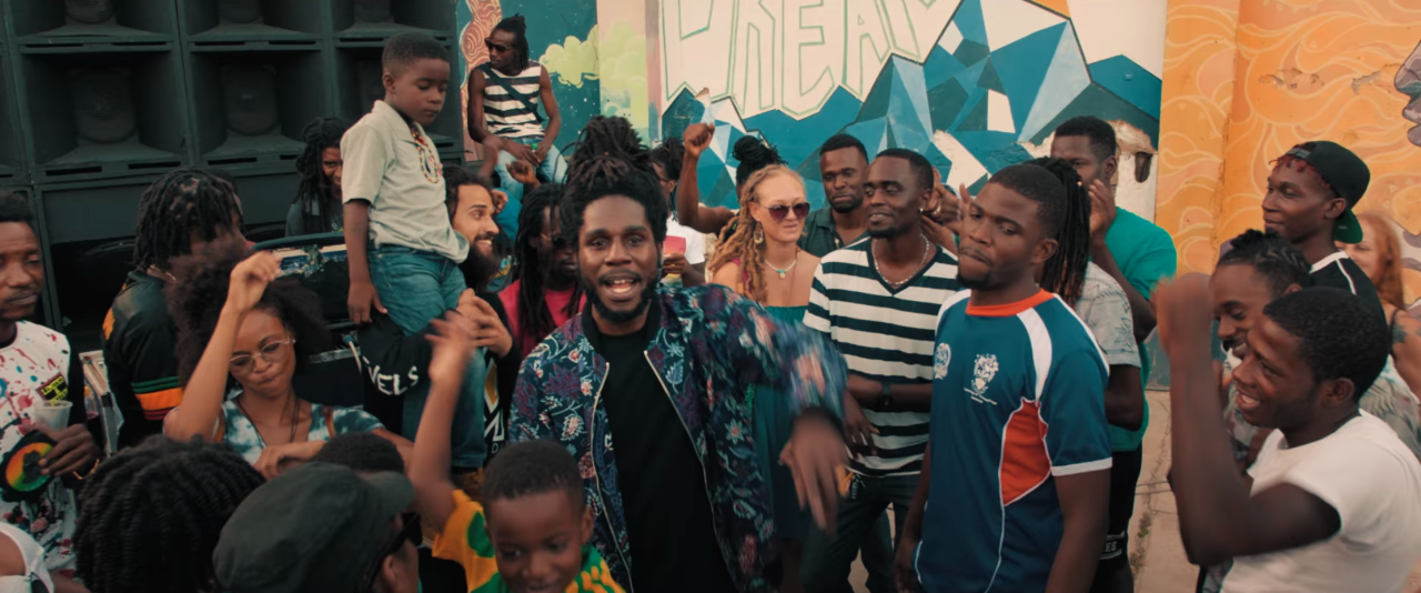 Chronixx drops new 'I Can' music video