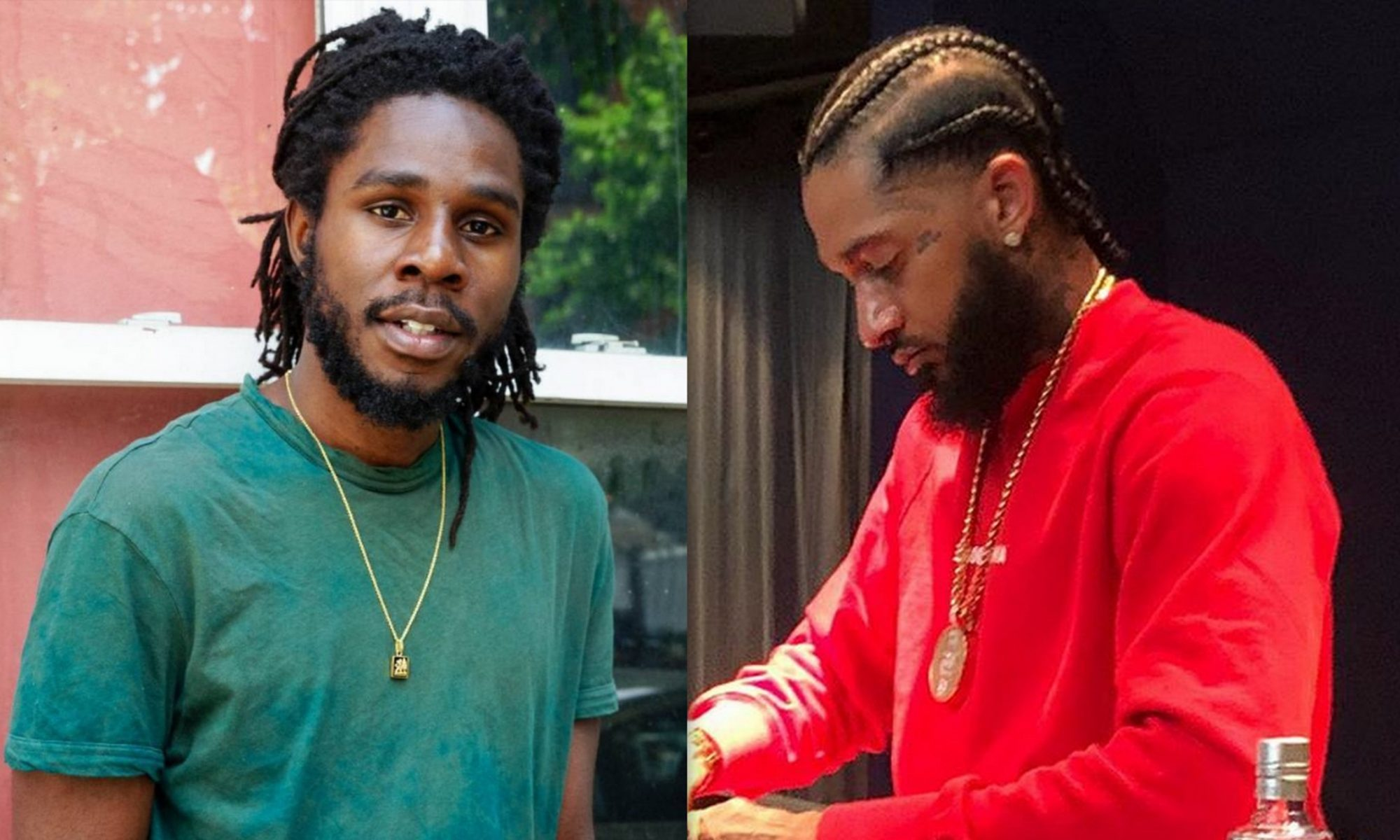 Chronixx Says Conscious Artists Like Nipsey Hussle Are A Target
