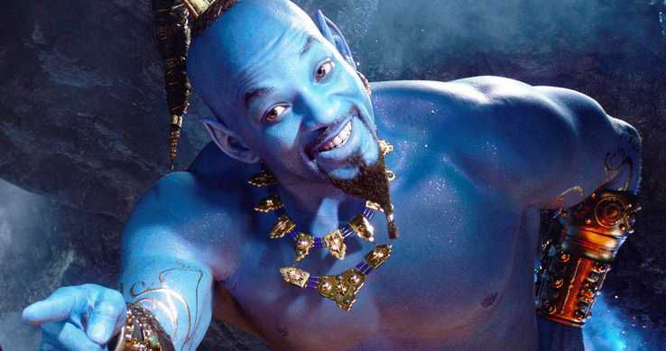 Will Smith Unveils New Aladdin Trailer!