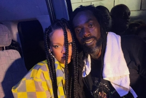 Rihanna Links With Buju Banton At His Show In Barbados This Weekend