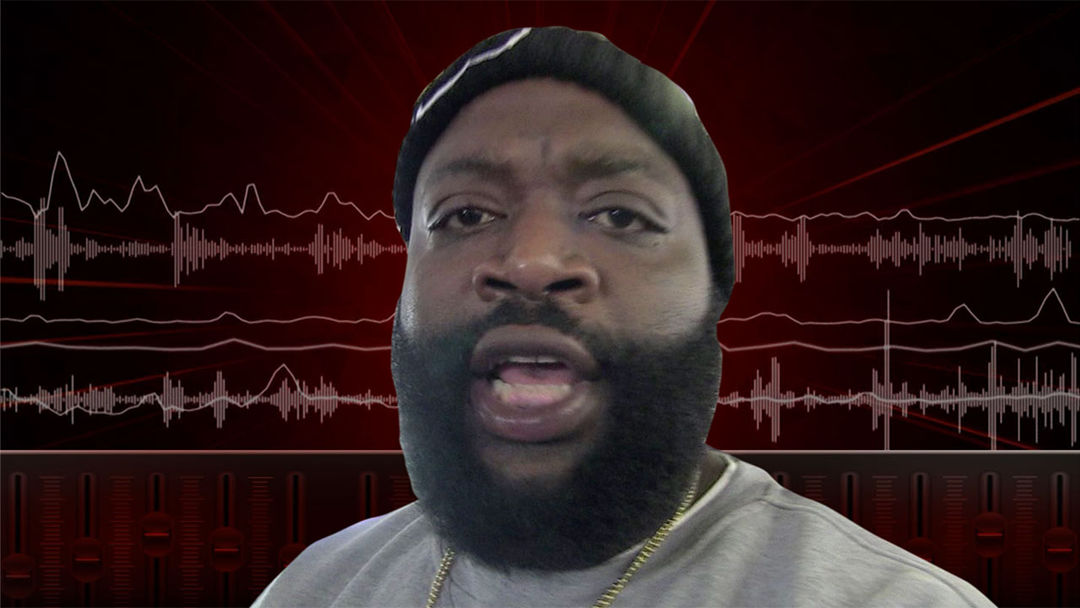 911 Call Reveals That Rick Ross Was Throwing Up Blood!