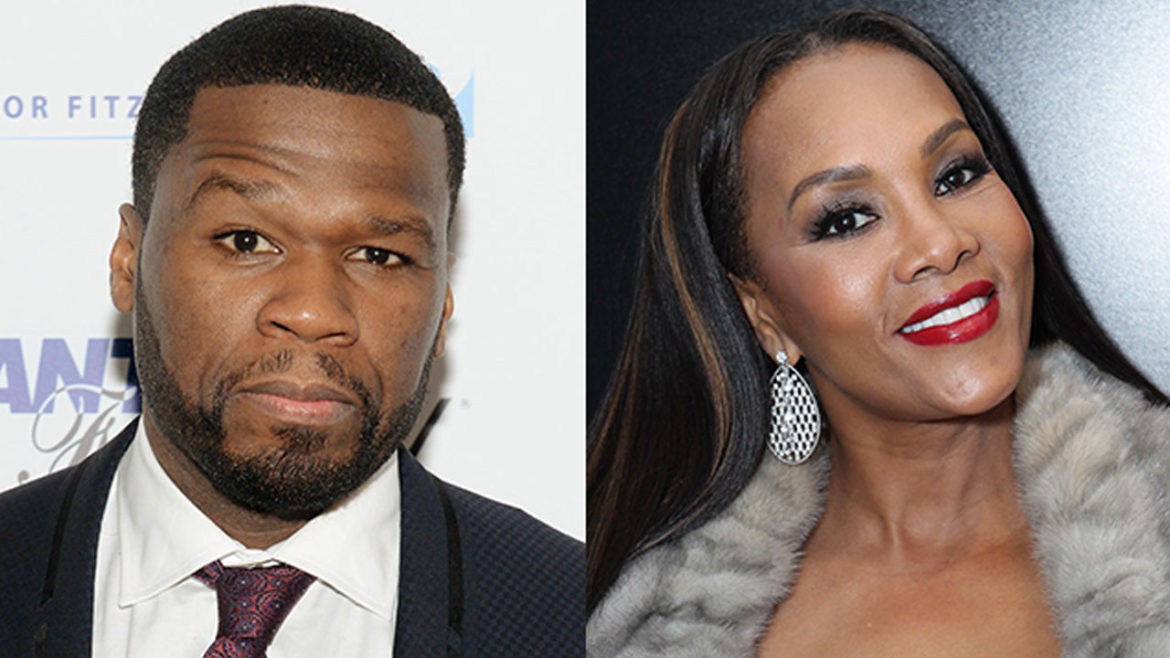 50 Cent & Vivica Fox's Feud Reignite After She Opens Up About Their Sex Life!