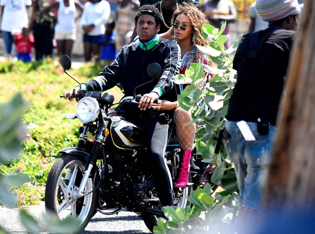 Jay Z & Beyonce Shut Down Trench Town To Shoot Music Video