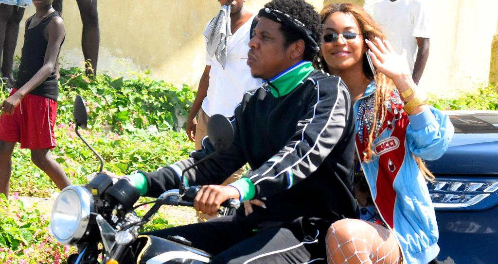Details On Beyonce, Jay Z Video Shoot In Jamaica