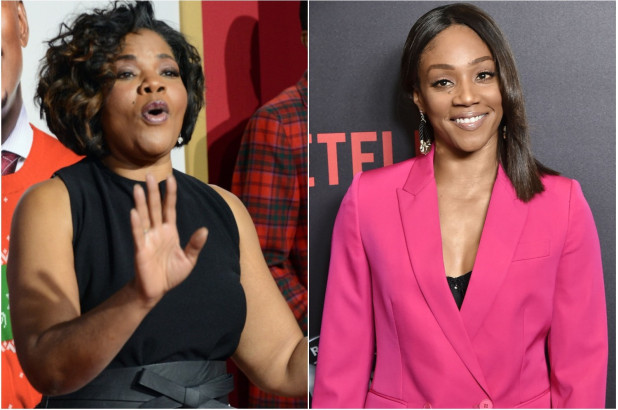 Mo'Nique Shows Support To Tiffany Haddish Signing Netflix Deal!