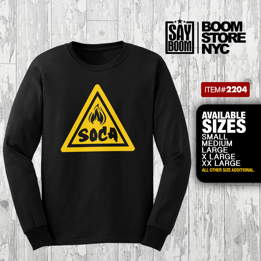 Soca Caution Sweatshirt