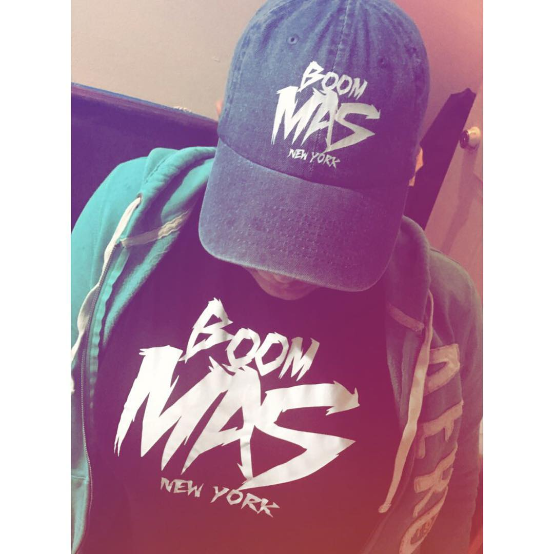 Boom Mas Cap