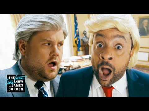 Internet Loving Shaggy's Donald Trump Parody